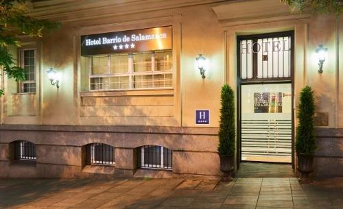 Suites Barrio de Salamanca - фото 18
