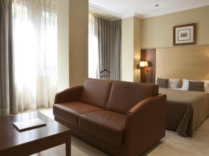 Suites Barrio de Salamanca - фото 6
