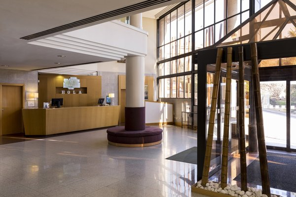 Holiday Inn Madrid - Piramides - фото 6