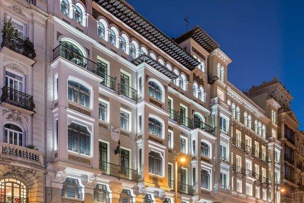 Отель Catalonia Gran Via - фото 22