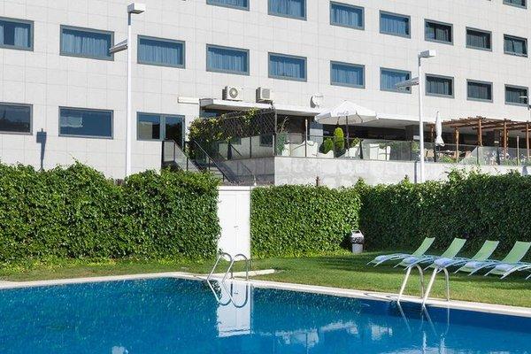 NH Madrid Ventas - фото 21
