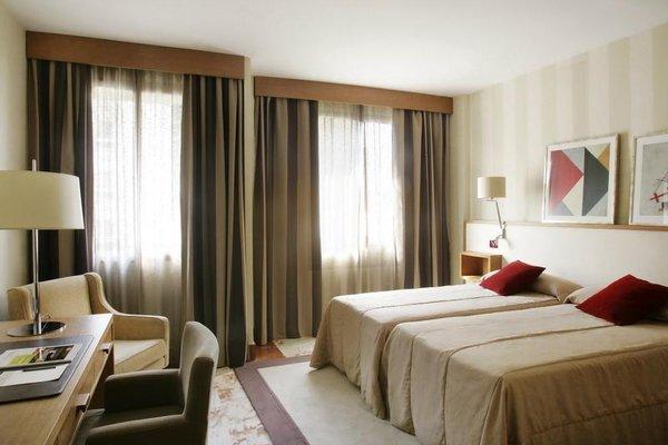 Отель Rafaelhoteles Orense - фото 2