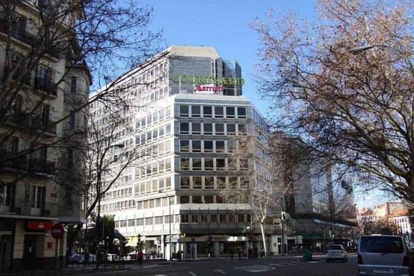 Courtyard by Marriott Madrid Princesa - фото 22