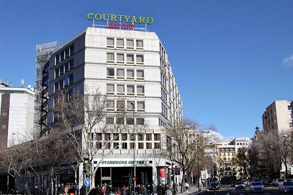 Courtyard by Marriott Madrid Princesa - фото 23