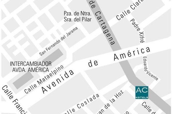 AC Hotel Avenida de America, a Marriott Lifestyle Hotel - фото 3