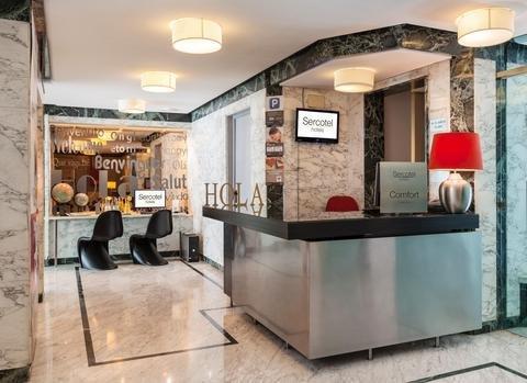 Hotel Sercotel Togumar - фото 16