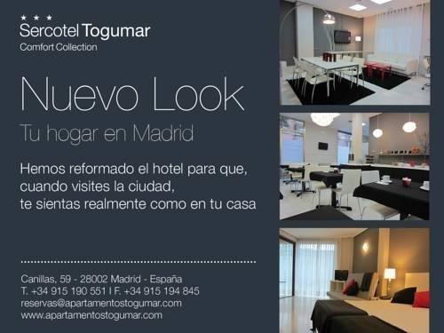 Hotel Sercotel Togumar - фото 20