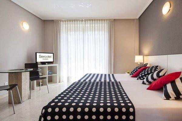 Hotel Sercotel Togumar - фото 4