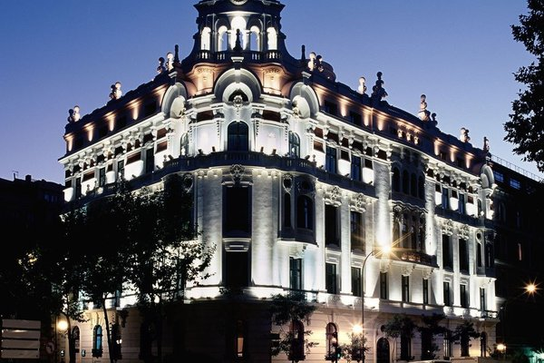 AC Palacio Del Retiro, Autograph Collection, a Luxury & Lifestyle Hotel - фото 22