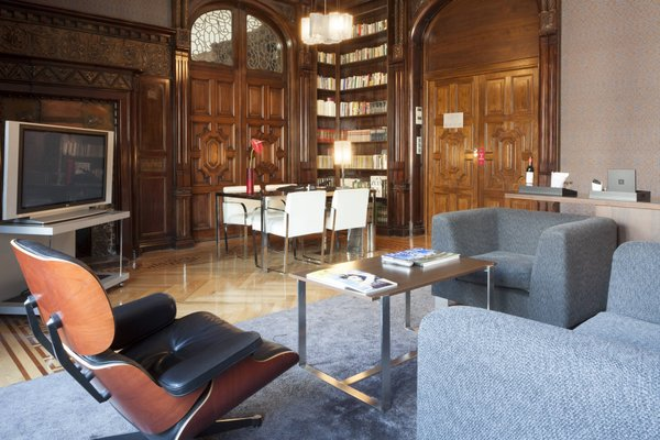 AC Palacio Del Retiro, Autograph Collection, a Luxury & Lifestyle Hotel - фото 4