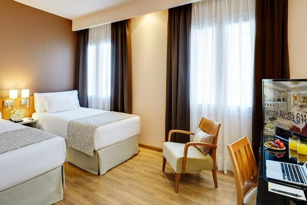 Tryp Madrid Alcala 611 Hotel - фото 12