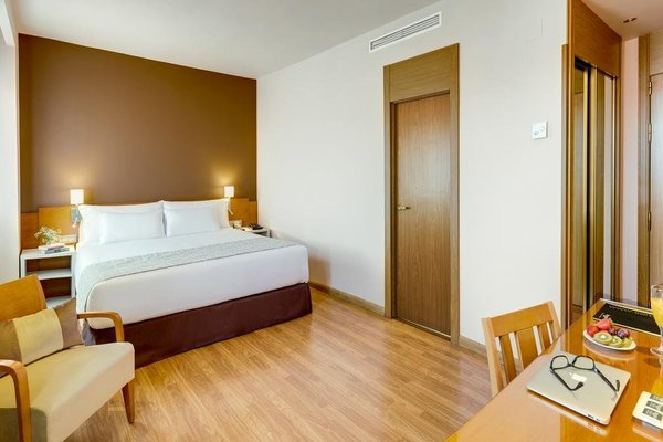 Tryp Madrid Alcala 611 Hotel - фото 1
