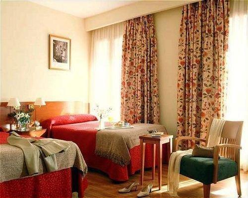 Tryp Madrid Alcala 611 Hotel - фото 2