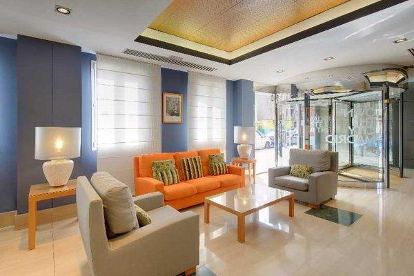 Tryp Madrid Alcala 611 Hotel - фото 6