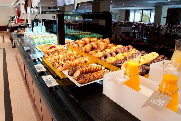 Tryp Madrid Alameda Aeropuerto Hotel - фото 14
