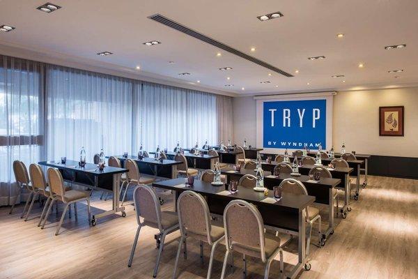 Tryp Madrid Alameda Aeropuerto Hotel - фото 17
