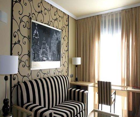 Hotel Mirador de Chamartin - фото 1