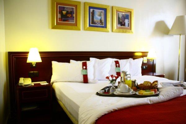 Holiday Inn Madrid Bernabeu - фото 31