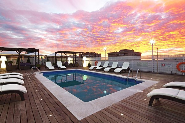 Holiday Inn Madrid Bernabeu - фото 21