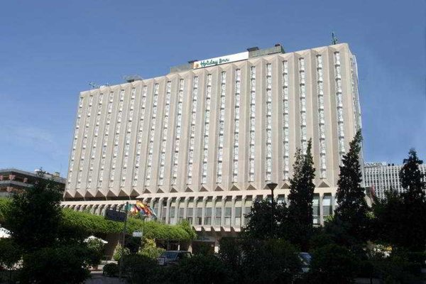 Holiday Inn Madrid Bernabeu - фото 23