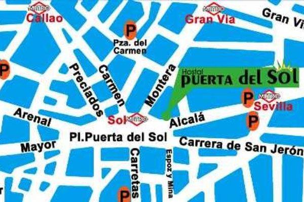 Gay Hostal Puerta del Sol Madrid - фото 17