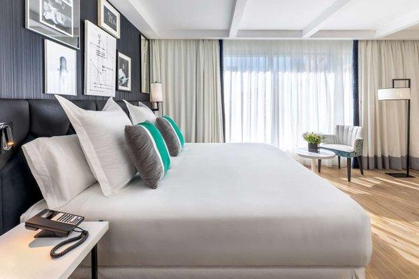 Гостиница «Foxa 32», Мадрид