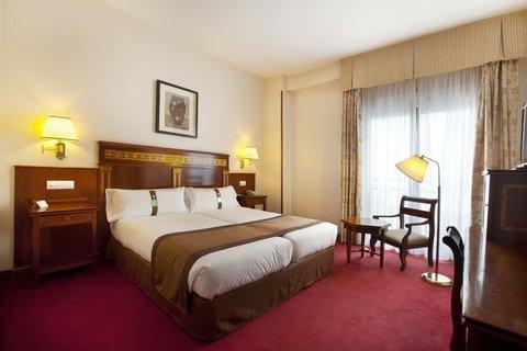 Holiday Inn Madrid - Calle Alcala - фото 1