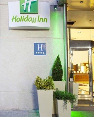Holiday Inn Madrid - Calle Alcala - фото 19