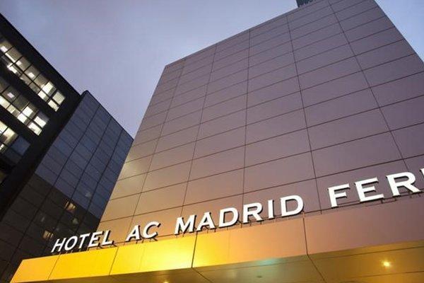 AC Hotel Madrid Feria - фото 23