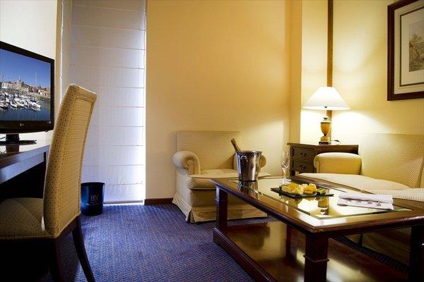 Hotel Villamadrid - фото 3