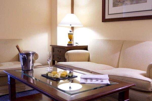 Hotel Villamadrid - фото 5