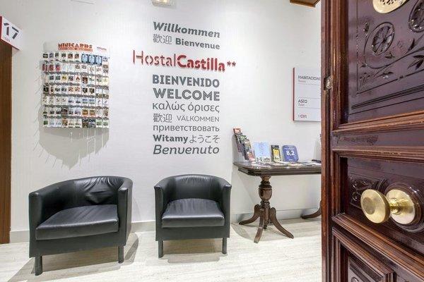 Hostal Castilla I Atocha - фото 13
