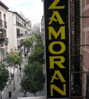 Hostal Zamoran - фото 21