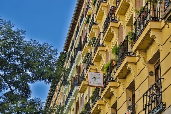 Hostal Art Madrid - фото 23