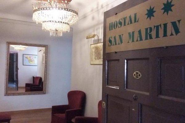 Hostal San Martin - фото 18
