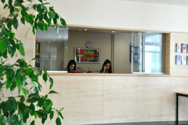 Residencia Universitaria Erasmo - фото 16