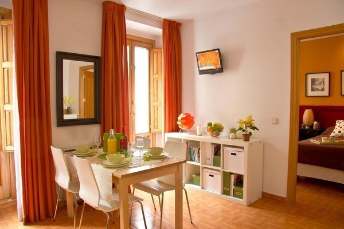 Apartamentos Madrid - фото 19