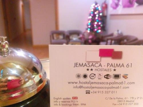 Hostal Jemasaca-Palma61 - фото 13