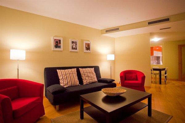 Palafox Central Suites - фото 10