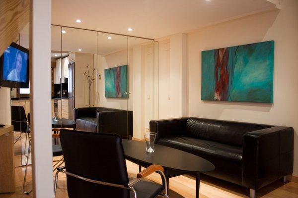 Palafox Central Suites - фото 12