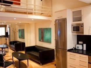 Palafox Central Suites - фото 9