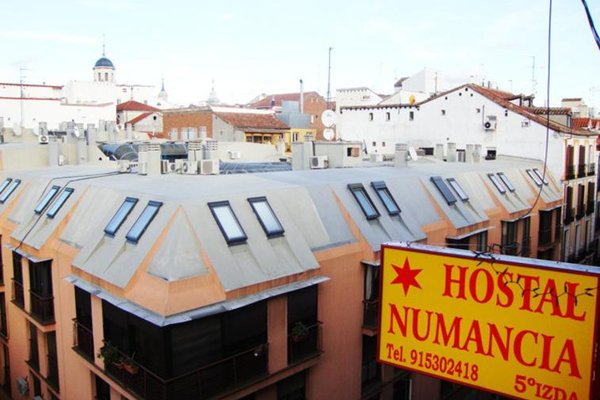 Хостел Numancia - фото 19