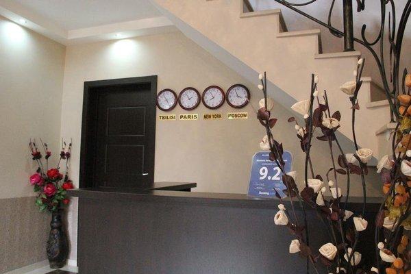 Mtskheta Sanapiro Guest House - фото 7