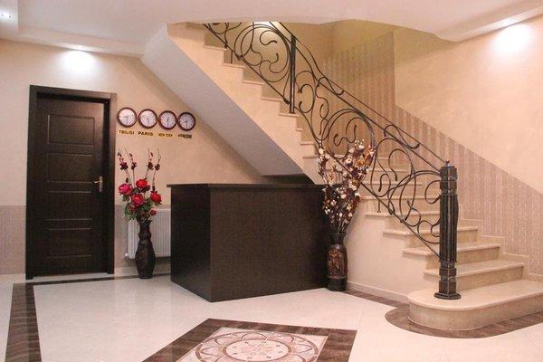 Mtskheta Sanapiro Guest House - фото 8