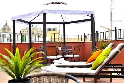 New Point Madrid Apartments - фото 21