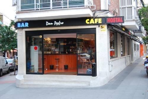 Hostal Don Pedro - фото 10