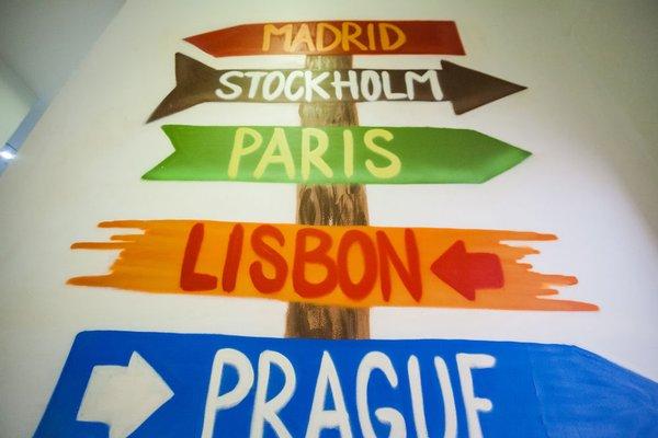 Way Hostel Madrid - фото 16