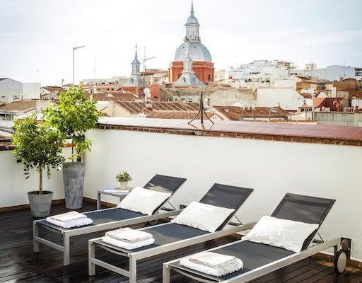 Eric Vokel Boutique Apartments - Madrid Suites - фото 19