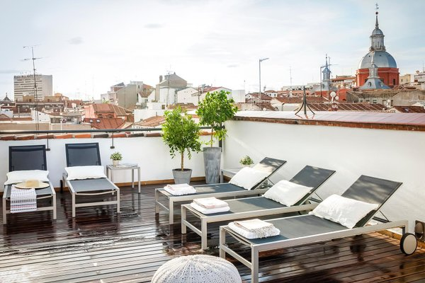 Eric Vokel Boutique Apartments - Madrid Suites - фото 20