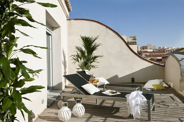 Eric Vokel Boutique Apartments - Madrid Suites - фото 23